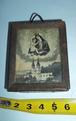iconita Manastirea Maria Radna (Lipova, Arad) anii '30 foto