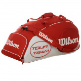 Geanta Tenis  Wilson Tour Duffle - Originala -Anglia-Dimensiuni L75 x W33 x D34