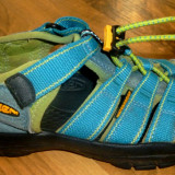Sandale copii KEEN cred 30/31 talpic 19 cm trekking munte  transport inclus