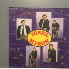 IONEL MIRON - ALBUM (EDE 03201/ELECTRECORD) - VINIL/stare PERFECTA - Muzica Pop