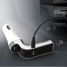 Car Kit auto Bluetooth wireless modulator FM Handsfree Usb Mp3 player - HandsFree Car Kit