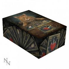 Cutie cărți de tarot Clarvăzătoarea