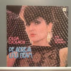 OLGA CIOLACU - PE ADRESA UNUI NEAM (1991/MELODIA) - VINIL/stare PERFECTA - Muzica Pop electrecord
