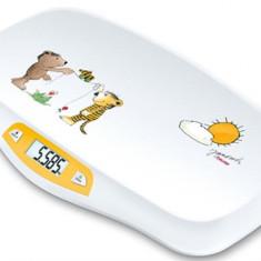 Cantar Electronic Bebelusi Si Copii Beurer Jby80 - Cantar bebelusi
