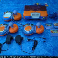 Vtech - Sistem TV V- Smile - Jocuri Board games