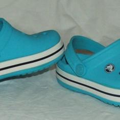 Papuci copii CROCS - nr 23, Culoare: Din imagine