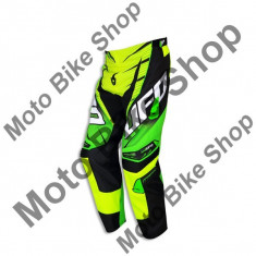 MBS Pantaloni motocross Ufo Voltage, galben fluo, 56, Cod Produs: PI04377DFLU56 - Imbracaminte moto