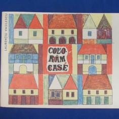 LAURENTIU VASILESCU - COLORAM CASE ( CARTE DE COLORAT ) - 1967