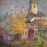 Costache Agafitei (1909-2002), Turnul Golia, 1979