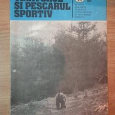 REVISTA ''VANATORUL SI PESCARUL SPORTIV'', NR. 11 NOIEMBRIE 1984
