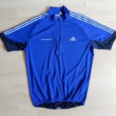 Tricou ciclism Adidas System Design Team; marime L, vezi dimensiuni; ca nou - Echipament Ciclism