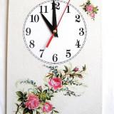 Ceas pe panza 26998 - Ceas de perete