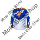 MBS Tricou motocross Ufo Voltage, portocaliu/albastru, M, Cod Produs: MG04378CWM