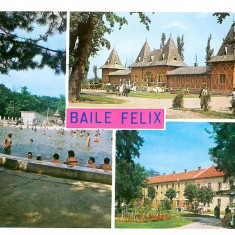 8024 - Oradea, BAILE FELIX - postcard stationery ( 114-a ) - unused - 1970 - Carte Postala Crisana dupa 1918, Necirculata, Printata