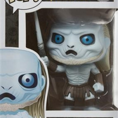 Figurine Game Of Thrones White Walker Funko Pop! Vinyl Figure