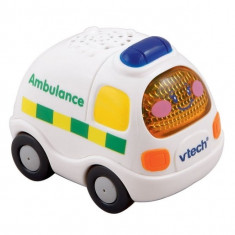 Vtech Toot Toot Salvare - Masinuta electrica copii