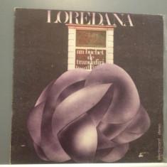 LOREDANA GROZA - UN BUCHET DE....(EDE 03626/ELECTRECORD) - VINIL/stare PERFECTA - Muzica Pop