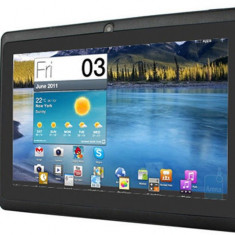 NOU! Tableta Quad-Core (4 procesoare) 7 inch Dual camera . NOUA, 4GB, Wi-Fi, Android