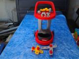 Ecoiffier Mecanique / Set bricolaj copii / 18 accesorii