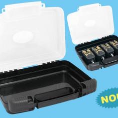 Cutie pescar HS322 valigeta pentru avertizori ( Model Nou Carp Box Bite Alarm ), Baracuda