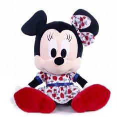 Mascota De Plus I Love Minnie Rosie 25 Cm - Figurina Desene animate Disney