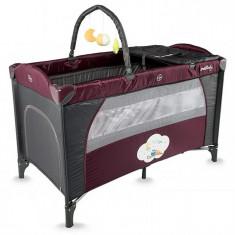 Patut Dhs Twinkle Violet - Patut pliant bebelusi DHS, 120x60cm