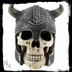 Cutie bijuterii Craniu de viking