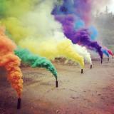 Fumigene multicolore XXL
