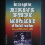 CRISTIANA ARANGHELOVICI - INDREPTAR ORTOGRAFIC, ORTOEPIC SI MORFOLOGIC
