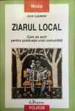 ZIARUL LOCAL - Jock Lauterer