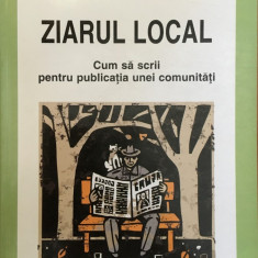 ZIARUL LOCAL - Jock Lauterer - Carte de publicitate