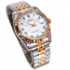 Rolex DateJust Automatic ! ! ! Calitate Premium ! Cutie Cadou ! ! ! - Ceas barbatesc Rolex, Lux - elegant, Mecanic-Automatic, Inox, Data