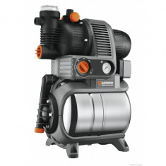 HIDROFOR CU REZERVOR CLASSIC 5000/5 ECO INOX - Pompa gradina Gardena