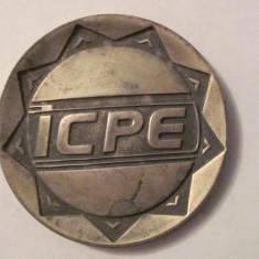 "MMM - Medalie Romania ""A 45-a Aniversare a SC ICPE SA 1950 - 1995"""