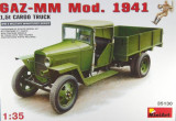 + Macheta 1/35 Miniart 35130 - Russian GAZ-MM Cargo Truck +