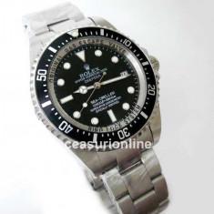 Rolex Deepsea Sea-Dweller Silver ! ! Calitate Premium ! Cutie Cadou ! ! - Ceas barbatesc Rolex, Lux - elegant, Mecanic-Automatic, Inox, Data