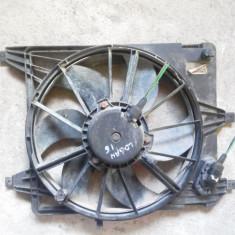 VENTILATOR RACIRE DACIA LOGAN 1.6 BENZINA, MODEL CU AC - Ventilatoare auto