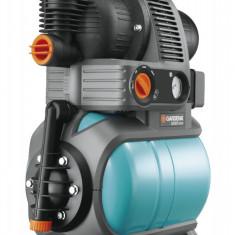 HIDROFOR CU REZERVOR CLASSIC 5000/5 ECO - Pompa gradina Gardena