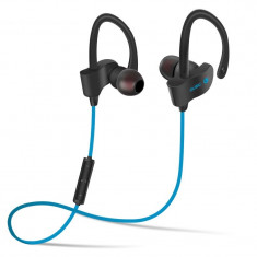 Casti Bluetooth STEREO Wireless alergat, Casti In Ear