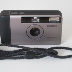 Konica Big Mini HG BM 300 -Konica Lens 35mm F3.5 - Transport gratuit prin posta! - Aparat Foto cu Film Konica