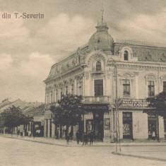 TURNU SEVERIN, NOUA LIBRARIE SI MAGAZIN UNIVERSAL VICTOR P. MALDARESCU - Carte Postala Oltenia dupa 1918, Drobeta-Turnu Severin, Necirculata, Printata