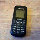 Samsung E1080 - 59 lei - Telefon Samsung, Negru, Nu se aplica, Neblocat, Single SIM, Fara procesor