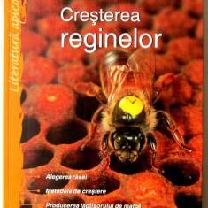 """Apicultura: """"CRESTEREA REGINELOR"""", Gilles Fert, 2011. Cresterea matcilor, Alta editura"""