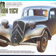 + Macheta 1/35 Tamiya 35301 - Citroen Traction 11CV Staff Car + - Macheta auto