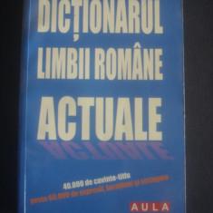 DICTIONARUL LIMBII ROMANE ACTUALE