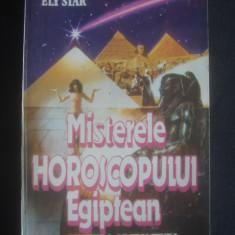 ELY STAR - MISTERELE HOROSCOPULUI EGIPTEAN - Carte paranormal