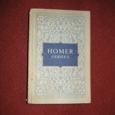 Homer - Odiseea - Carte mitologie
