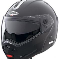 MXE Casca Flip-up cu ochelari Caberg Konda, culoare negra Cod Produs: MX5255 - Casca moto