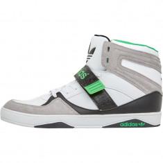 Adidasi Adidas Originals Mens Space Diver 2.0 nr. 41 1/3, 42, 42 2/3 si 43 1/3 - Ghete barbati Adidas, Culoare: Alb, Piele intoarsa