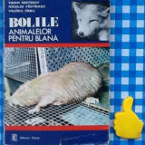Bolile animalelor pentru blana Vadim Nesterov - Carte Medicina veterinara